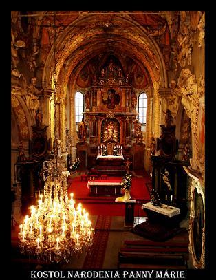 kostol narodenia panny marie