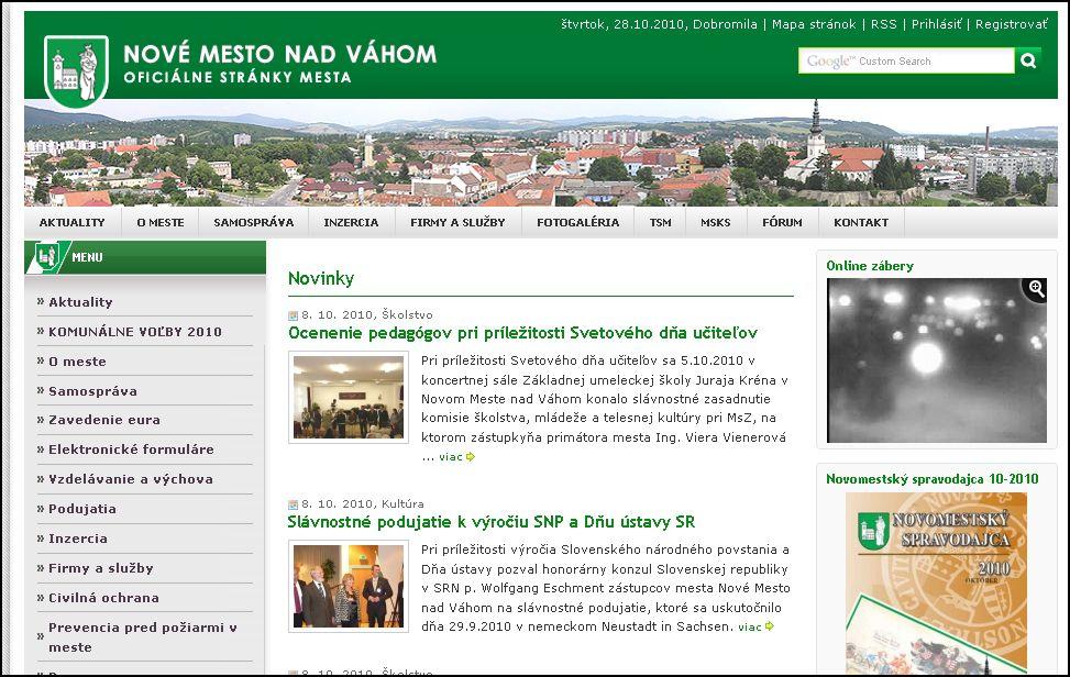 web nmnv